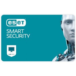 Licence ESET Smart Security, 3 stanic, 2 roky