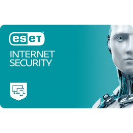 Licence ESET Internet Security, 1 stanic, 2 roky
